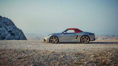 Nuova Porsche Boxster 25 Years, nozze d'argento con la Storia - Immagine: 8