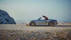 Nuova Porsche Boxster 25 Years, nozze d'argento con la Storia - Immagine: 9
