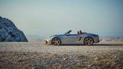 Nuova Porsche Boxster 25 Years, nozze d'argento con la Storia - Immagine: 10