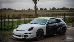 Porsche Boxster Shooting Brake: 3/4 anteriore