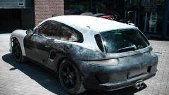 Porsche Boxster Shooting Brake: 3/4 posteriore