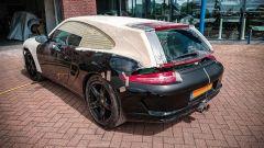 Porsche Boxster Shooting Brake: tetto rigido su misura