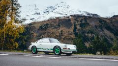 Porsche Carrera 2.7 RS, vista 3/4 anteriore