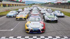 Porsche Carrera Cup Italia Mugello