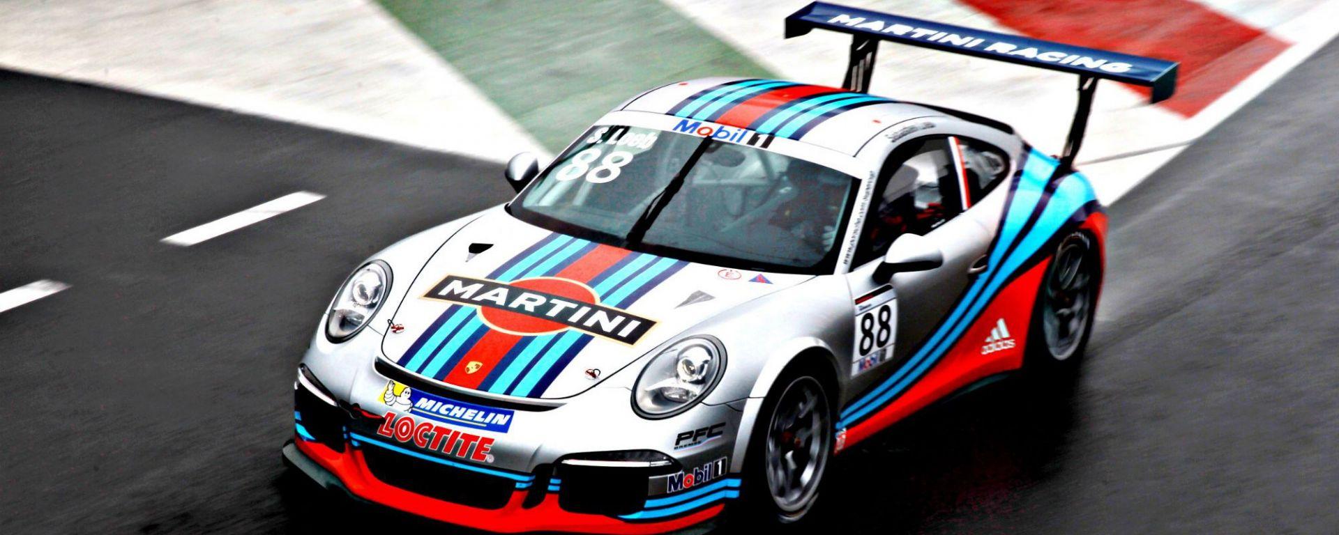 Porsche Carrera Cup, le novità del 2016