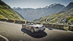 Porsche Carrera GT al Passo dello Stelvio