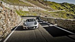 Porsche Carrera GT, il frontale