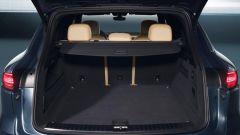 Porsche Cayenne 2018 il bagagliaio
