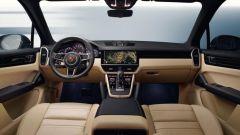 Porsche Cayenne 2018 interni