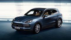 Porsche Cayenne 2018, le immagini ufficiali