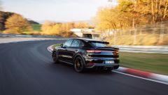 Porsche Cayenne ad alte prestazioni: posteriore