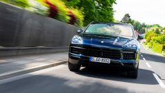 Porsche Cayenne Coupé, elegante ed aggressiva