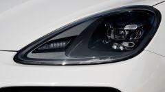 Porsche Cayenne Coupé, faro anteriore