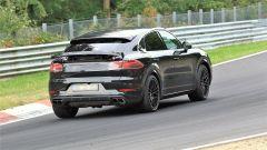 Nuove immagini della Porsche Cayenne Coupé: ecco come sarà - Immagine: 9