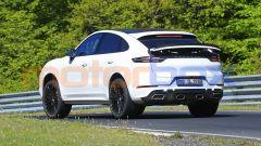 Porsche Cayenne Coupé GTS al Nurburgring