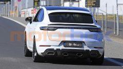 Porsche Cayenne Coupé GTS: il posteriore