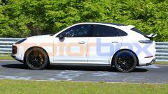 Porsche Cayenne Coupé GTS: il profilo