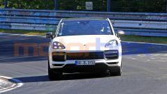 Porsche Cayenne Coupé GTS: vista anteriore