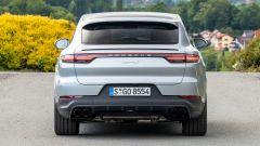 Porsche Cayenne Coupé, vista posteriore