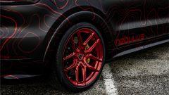 Porsche Cayenne Nebulus: i cerchi in lega leggera