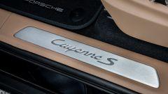Porsche Cayenne S Coupé, battitacco