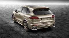 Porsche Cayenne S Palladium Metallic - Immagine: 2