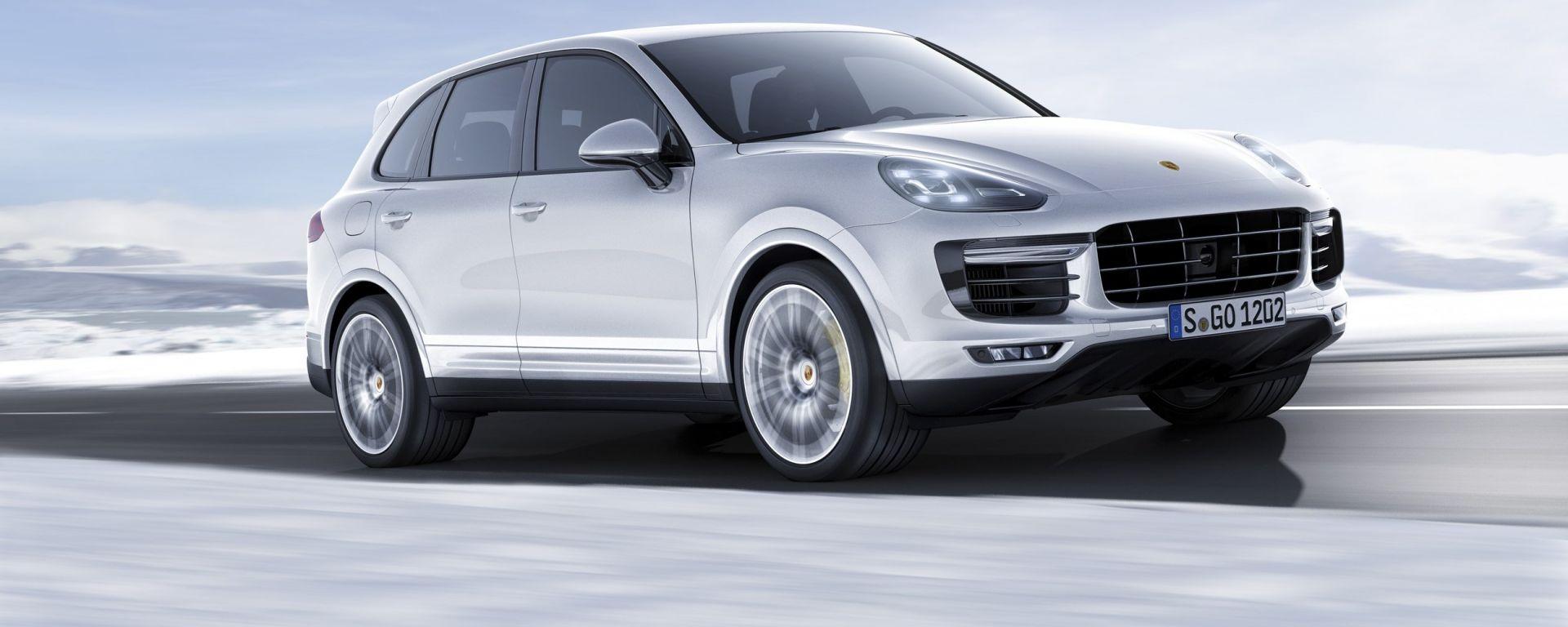 Porsche Cayenne: in Svizzera è stop alle vendite