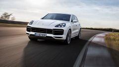 Porsche Cayenne Turbo 2018: 550 cv e aerodinamica attiva - Immagine: 1