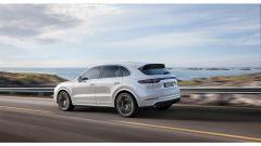 Porsche Cayenne Turbo 2018: 550 cv e aerodinamica attiva - Immagine: 4