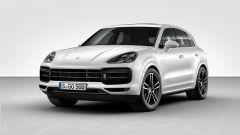 Porsche Cayenne Turbo 2018: 550 cv e aerodinamica attiva - Immagine: 5