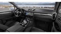 Porsche Cayenne Turbo 2018: 550 cv e aerodinamica attiva - Immagine: 9