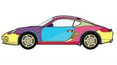 Porsche Cayman Art Car - Immagine: 20