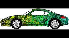 Porsche Cayman Art Car - Immagine: 22