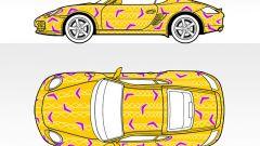 Porsche Cayman Art Car - Immagine: 50