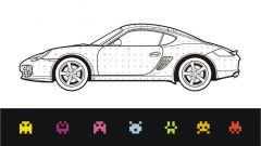 Porsche Cayman Art Car - Immagine: 52
