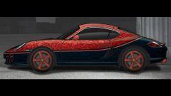 Porsche Cayman Art Car - Immagine: 58