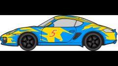 Porsche Cayman Art Car - Immagine: 69