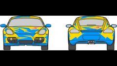Porsche Cayman Art Car - Immagine: 71