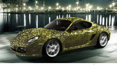 Porsche Cayman Art Car - Immagine: 73