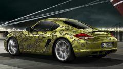 Porsche Cayman Art Car - Immagine: 74