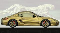 Porsche Cayman Art Car - Immagine: 75