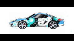 Porsche Cayman Art Car - Immagine: 82