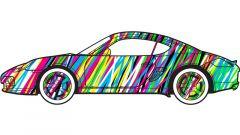 Porsche Cayman Art Car - Immagine: 84