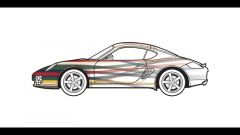 Porsche Cayman Art Car - Immagine: 87