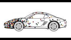 Porsche Cayman Art Car - Immagine: 90