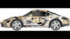 Porsche Cayman Art Car - Immagine: 94
