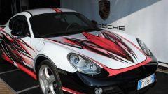 Porsche Cayman Art Car - Immagine: 5
