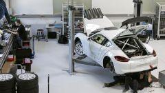 Porsche Cayman GT4 Clubsport Rally Concept pronta al debutto - Immagine: 3