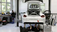 Porsche Cayman GT4 Clubsport Rally Concept pronta al debutto - Immagine: 4