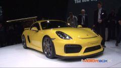 Porsche Cayman GT4 e 911 GT3RS in video - Immagine: 1